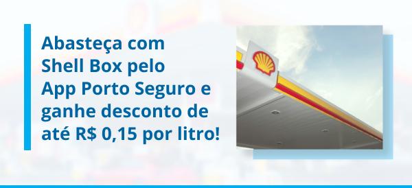 Volte a usar Shell Box e ganhe desconto de até R$ 0,15 por litro